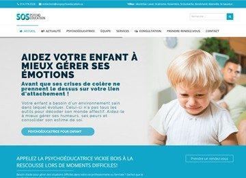 Création site web - St-Jérome