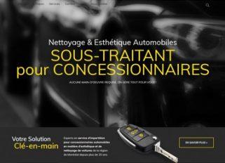 Création site web Laval