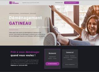 Conception web - Gatineau