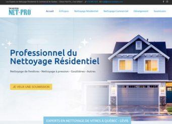 Création site web Québec